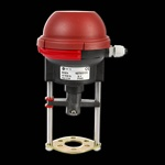Электропривод MC55/230 TA Hydronics для регулирующих седельных клапанов TA серии CV